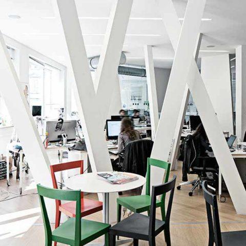 Office Location Neverest Milan